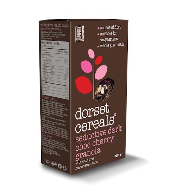 Dorset Seductive Dark Chocolate Cherry Granola