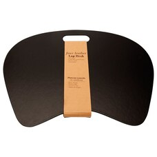 Black Leatherette Lap Desk