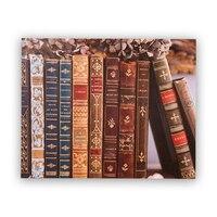 "Vintage Books Art Print by Georgianna Lane – 8"" x 10"""