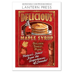 1,000 Pc Puzzle Maple Syrup