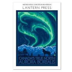 1,000 Pc Puzzle Aurora Borealis
