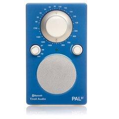 Tivoli Audio Bluetooth Speaker and AM/FM Radio - Blue