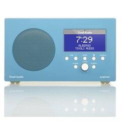 Tivoli Albergo Bluetooth Speaker and Radio - Blue