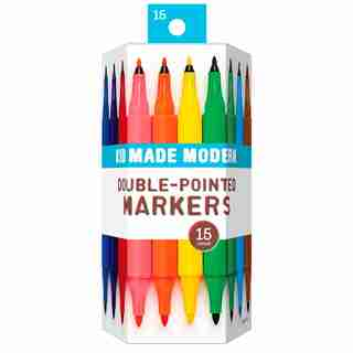 Double Pointed Markers (15ct)
