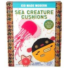 Sea Creature Cushions Kit