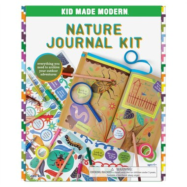 Kid Made Modern® Journal Kit Nature