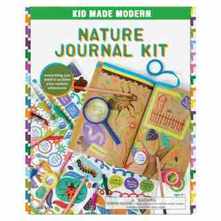 Kid Made Modern® Journal Kit Nature