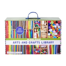 Kid Made Modern Arts and Crafts Library