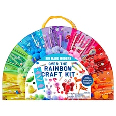 Kid Made Modern Over The Rainbow Craft Kit