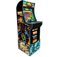 Arcade1Up Marvel Super Heroes™ At-Home Arcade Machine with Custom Riser