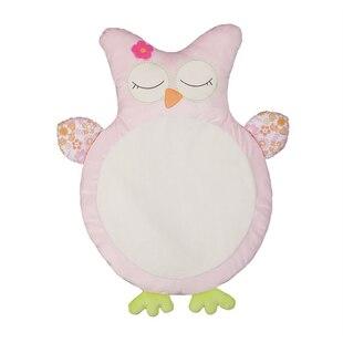 Pink Owl Play Mat