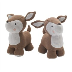 Bookend Friends - Deer (Knit)