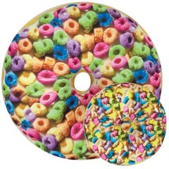 Cereal Donut Cake Scented Pillow