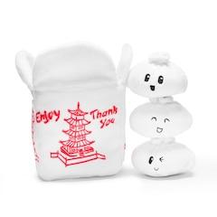 BarkBox™ Andi's Famous Dumplings Dog Toy