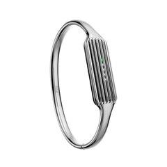 Fitbit Flex 2 Bangle - Silver, Large