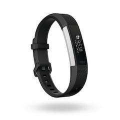 Fitbit Alta HR, Black - Large