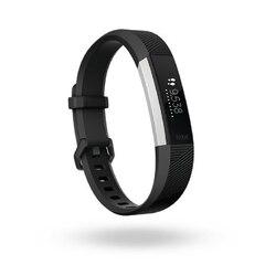 Fitbit Alta HR, Black - Small