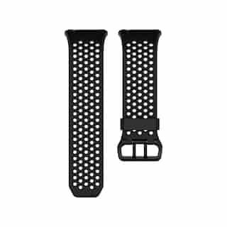 Fitbit Ionic Accessory Sport Band - Black/Gray, Small