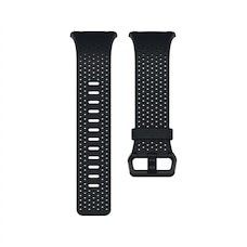 Fitbit Ionic Leather Accessory Band - Midnight Blue, Small
