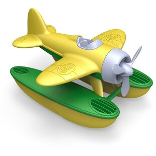 Green Toys Sea Plane - Yellow