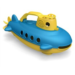 Green Toys Submarine - Yellow