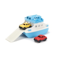 Traversier avec voitures Green Toys
