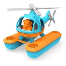 Green Toys hélicoptère du mer - bleu
