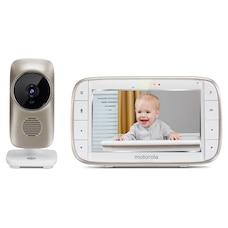 "Motorola Smart Nursery 5"" Video Baby Monitor with WiFi"