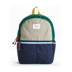 STATE BAGS KANE BACKPACK, GREEN/NAVY