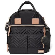 Skip Hop Suite 6pc Diaper Backpack Set - Black