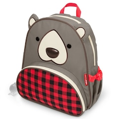 SKIP HOP ZOO BACKPACK, BEAR