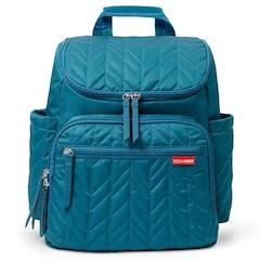 Skip Hop Forma Diaper Backpack - Peacock