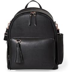 Skip Hop Greenwich Simply Chic Diaper Backpack, Black