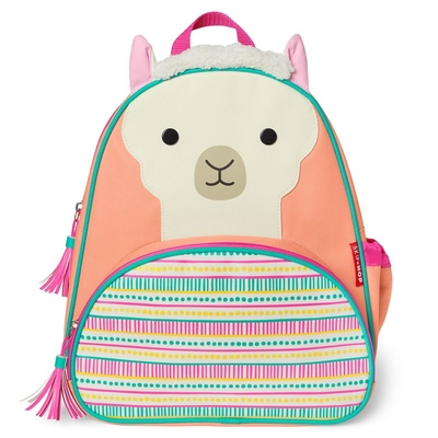696c3c9472 Skip Hop Zoo Little Kid Backpack - Llama by Skip Hop