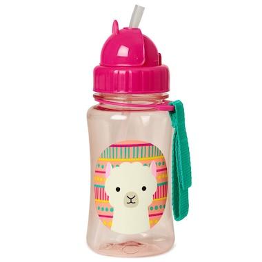 Skip Hop Zoo Straw Bottle - Llama