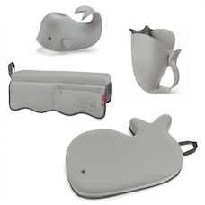 Skip Hop Moby Bathtime Essentials Kit - Grey