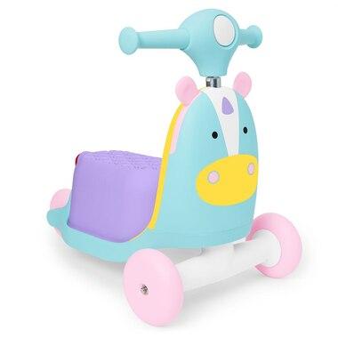 Skip Hop® Zoo 3-in-1 Ride On Unicorn