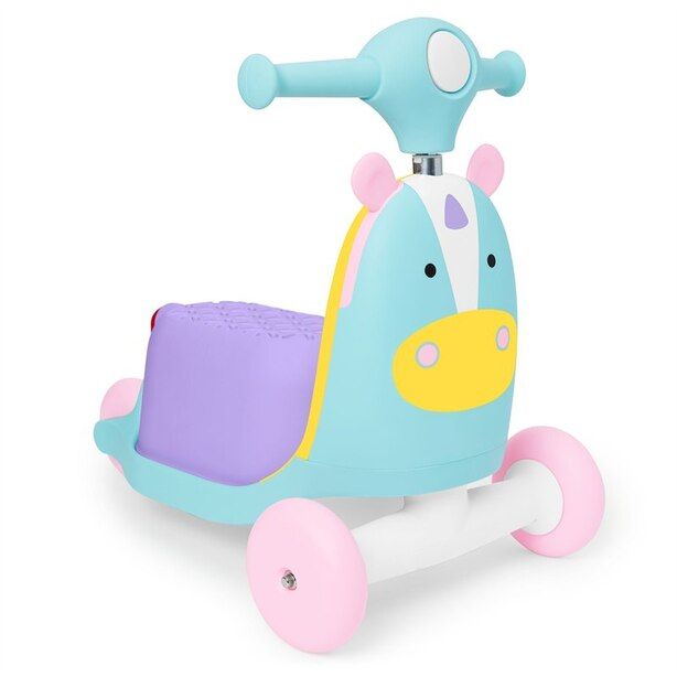 Skip Hop Zoo 3-in-1 Ride On - Unicorn