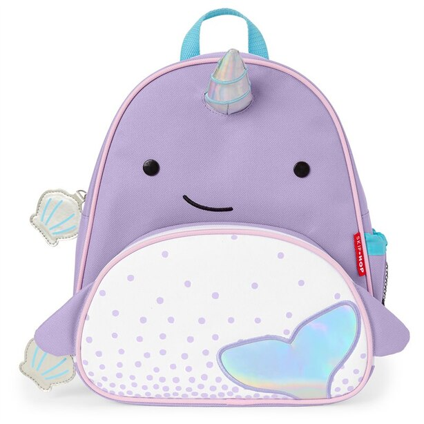 Skip Hop® Zoo Little Kids Backpack Narwhal