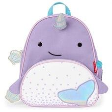 Skip Hop® Zoo Little Kids Backpack Narwhal