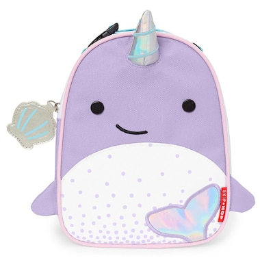 Skip Hop® Zoo Insulated Lunch Bag Narwhal