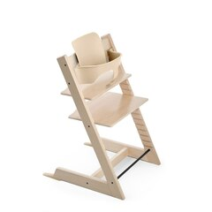 Stokke® Tripp Trapp® Adjustable Baby Highchair Support Set Natural