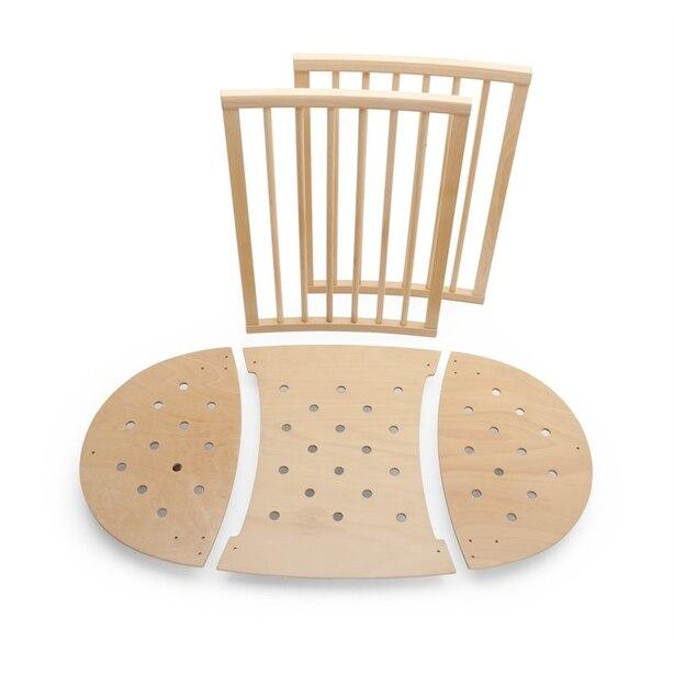 Stokke® Sleepi™ Mini Crib Bed Extension Kit Natural