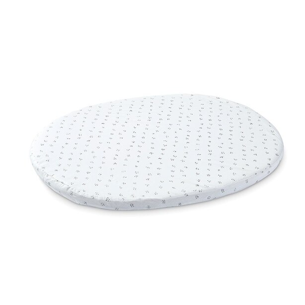 Stokke® x Pehr Sleepi™ Mini Fitted Crib Bed Sheet Dotty