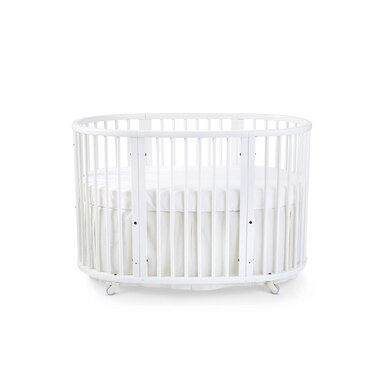 Stokke® x Pehr Sleepi™ Crib Bed Skirt Natural