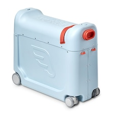 JetKids™ by STOKKE® BedBox® Ride-On Suitcase Blue Sky