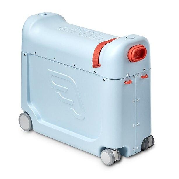 JetKids™ by STOKKE® BedBox® Ride-On Suitcase Blue Sky