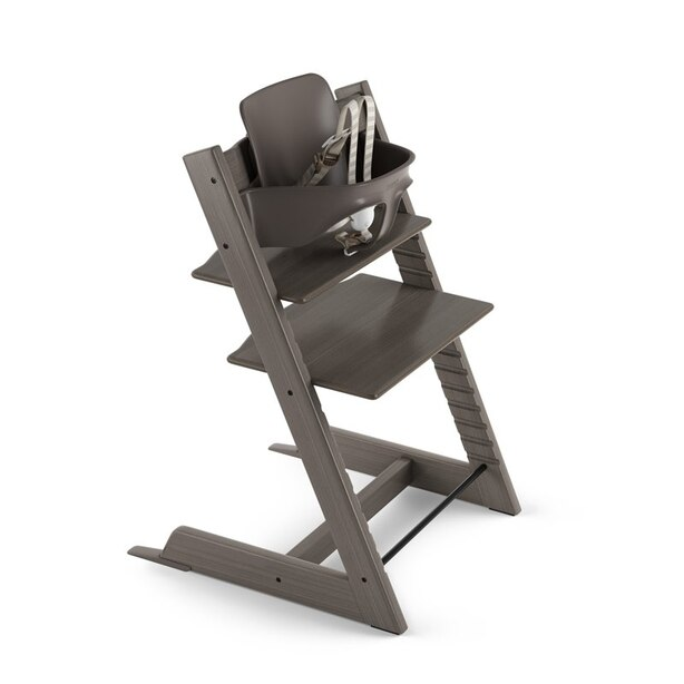 Tripp Trapp® Highchair Hazy Grey