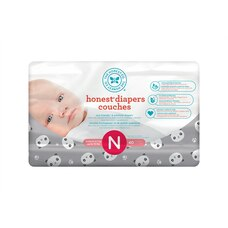 The Honest Company Diapers - Size Newborn - Pandas