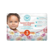 Diapers, Size 3, Rose Blossom
